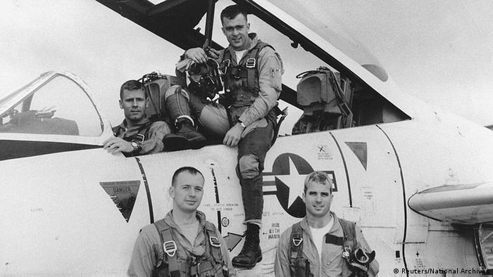 USA Senator John McCain   1965 (Reuters/National Archives)
