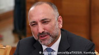 Mohammad Hanif Atmar (picture-alliance/dpa/TASS/A. Korotayev)