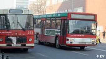 Öffentlicher Verkehr in Skopje
