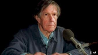 Famed avant-garde composer and poet John Cage (AP Photo/Julia Malakie)