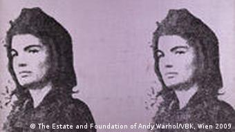 Die junge Jacqueline Kennedy (Foto:The Estate and Foundation of Andy Warhol)