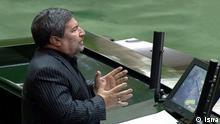 Iran Elias Hazrati Politiker