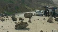 Iran Erdbeben im Westen