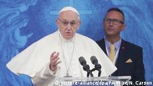 Irland   Besuch Papst Franziskus