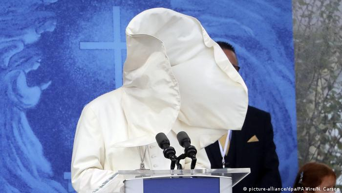 Papst Franziskus in Irland