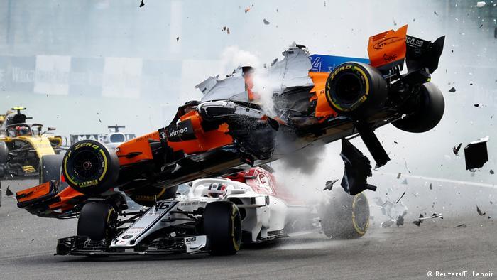 F1 Grand Prix von Belgien (Reuters/F. Lenoir)