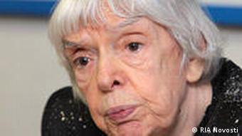 Lyudmila Alekseyeva (Photo RIA Novosti)