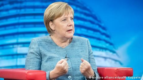 Меркель засудила зіткнення у Хемніці