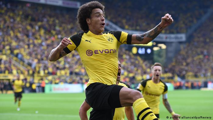 Image result for axel witsel dortmund