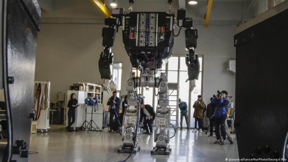 Should 'killer robots' be banned?
