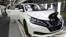 China Nissan Sylphy Zero Emission