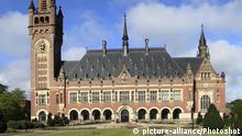 Den Haag Internationaler Gerichtshof IGH