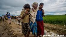 Myanmar Flucht Rohingya