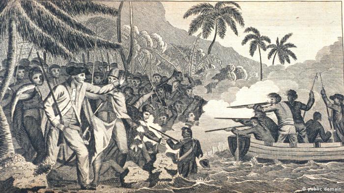 14 февруари 1779 година: убийството на Кук