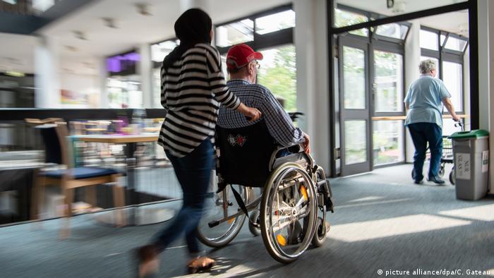 Multikulturelles Seniorenzentrum in Duisburg