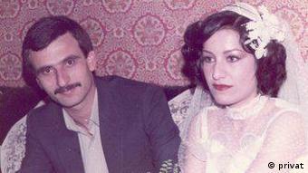 Maryam Nouri und ihre Familie