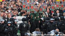 Chemnitz Demonstration