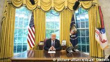 Donald Trump NAFTA Pressekonferenz