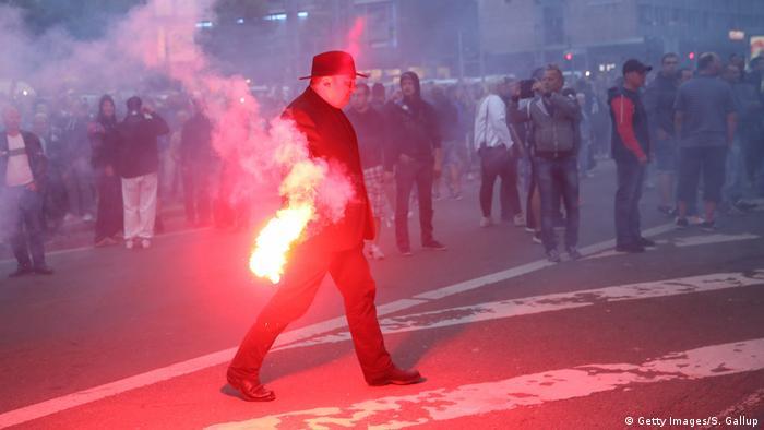 U Chemnitzu se razvila hajka na migrante