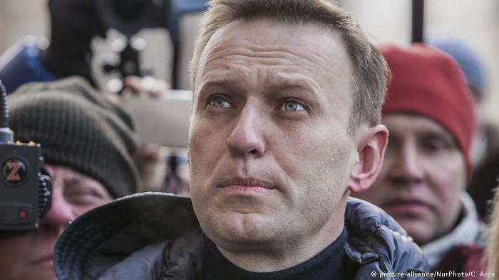 Алексей Навальный, март 2018 года