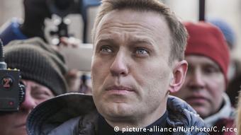 Rus muhalif politikacı Aleksey Navalni