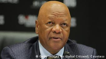 Jeff Radebe (Getty Images for Global Citizen/J. Countess)