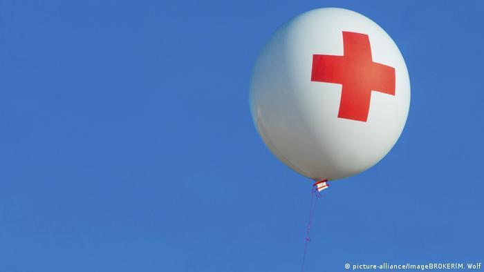 Symbolbild Rotes Kreuz