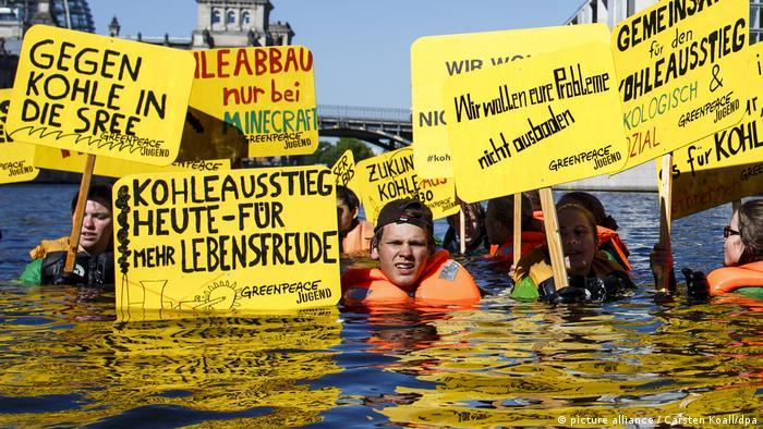 Защита климата в Германии