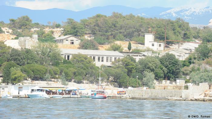 Postoje ideje da se na Golom otoku napravi veliki hotelsko-turistički kompleks
