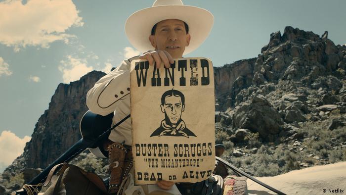 75. Filmfestival Venedig - The Ballad of Buster Scruggs (Netflix)