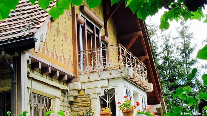 Villa Fallet von Le Corbusier