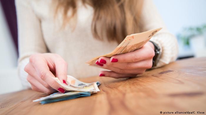 Начальная зарплата в Германии
