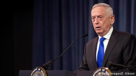Міністр оборони США Джеймс Меттіс прибув до Афганістану з неоголошеним візитом