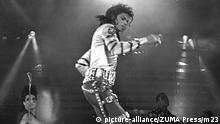 Michael Jackson (Bad World Tour 1988)