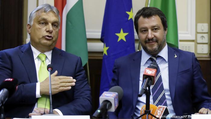 Macaristan ve İtalya Avrupa'da göç karşıtı ittifak kurmak istiyor
