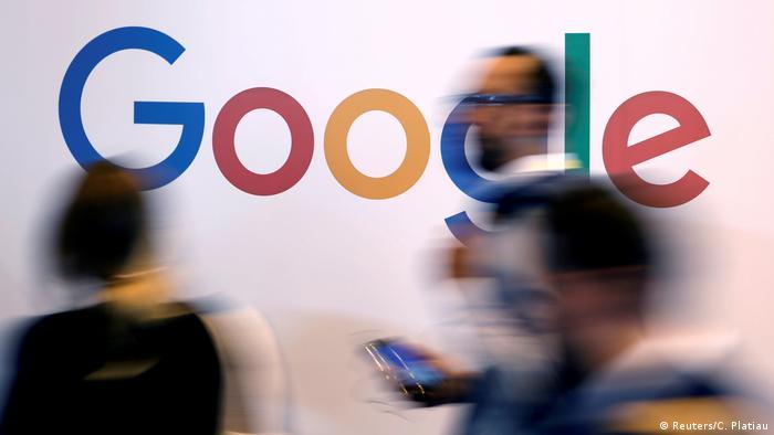 Google Logo (Reuters/C. Platiau)