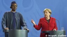 Deutschland Angela Merkel und Muhammadu Buhari 2016