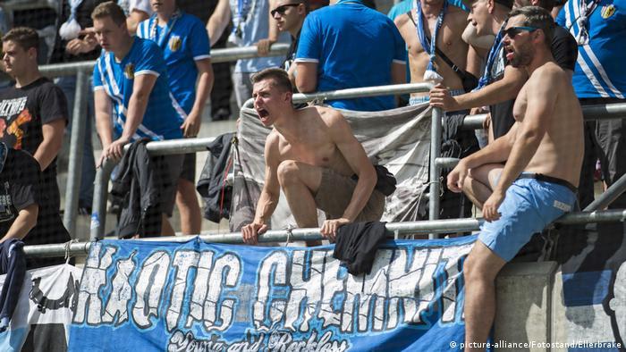 Deutschland Chemnitzer FC | Kaotic Chemnitz