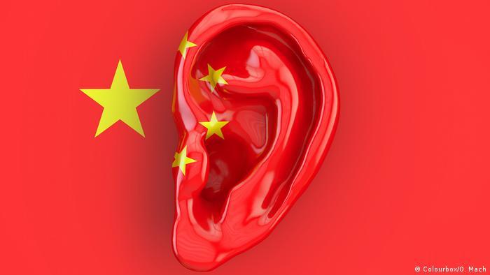 China Symbolbild Spionage (Colourbox/O. Mach)