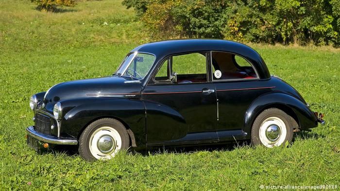Morris Minor, Baujahr 1951 (picture-alliance/imageBROKER)
