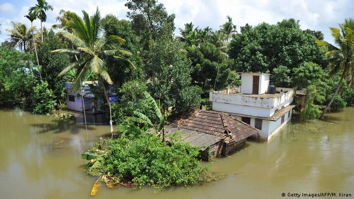 Indien Wasser und Umwelt (Getty Images/AFP/M. Kiran)