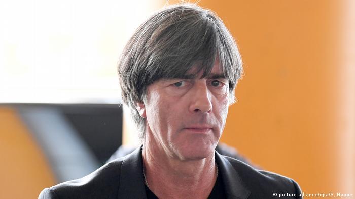 Deutschland Präsentation der Analyse zur Fußball-WM | Joachim Löw