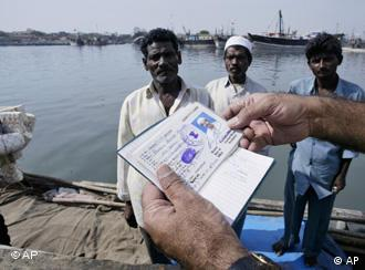 indian fishermen and ID