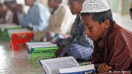 Bangladesch Cox's Bazaar Rohingya-Flüchtlingslager ( Jibon Ahmed)