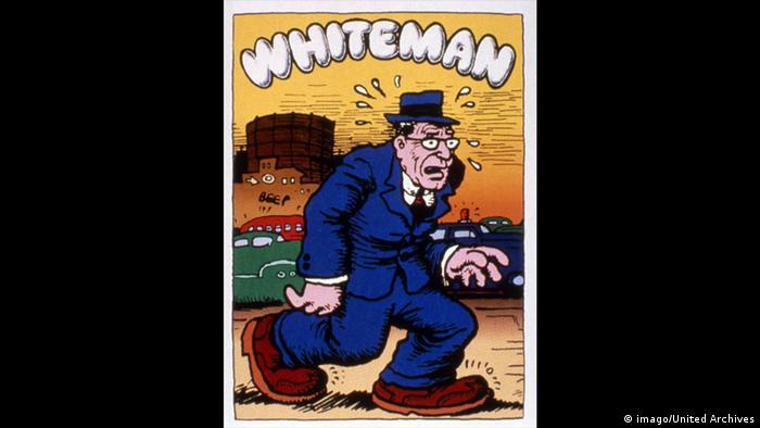 Roert Crumb's Whiteman (imago/United Archives)