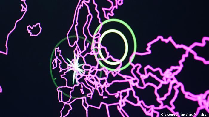 Symbolbild - Cybersicherheit