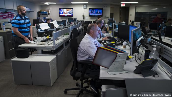 USA Virginia - Cybersicherheitsbüro der USA