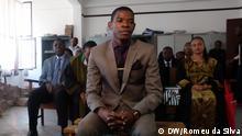 Mosambik Urteil für Journalist Matias Guente - Editor Canal de Moçambique