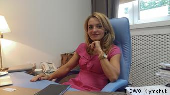 Elena Babitsch ukrainische Rechtsanwältin