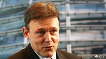 SPD member Thomas Oppermann